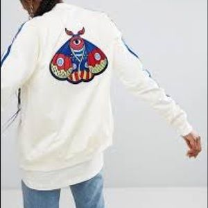 adidas Originals Embellished Arts Bomber Jacket